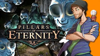 Pillars of Eternity Review - SpaceHamster