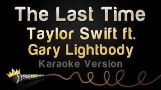 Taylor Swift ft. Gary Lightbody (Karaoke Version)