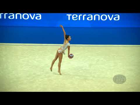 FILIORIANU Ana Luiza (ROU) - 2017 Rhythmic Worlds, Pesaro (ITA) - Qualifications Ball
