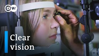 Healthy eyes - new therapies maintain sight | DW Documentary