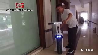 Электрический одноколесный велосипед 17 дюймов моноцикл моноколесо №1