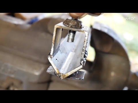 How to make useful Welding tool - Simple DIY idea