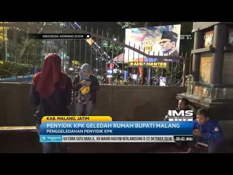 Penyidik KPK Periksa Rumah Bupati Malang Dan Sita Dokumen Tagihan Kampanye Pilkada- IMS Mp3