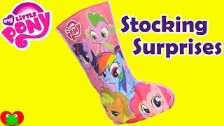 My Little Pony Christmas Stocking Stuffer Surprises
