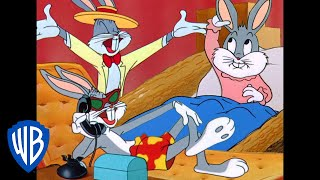 Looney Tunes | Bugs Bunny's Back Story | Classic Cartoon | WB Kids