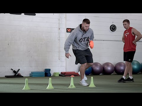 Change of Direction and Upper Body Strength Training