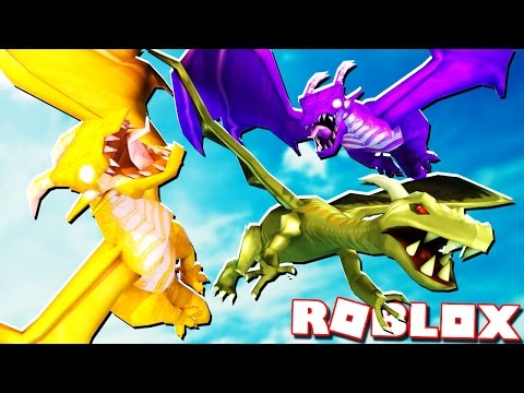 THE PALS TRANSFORM INTRO DRAGONS IN ROBLOX!