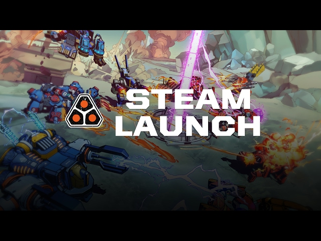 Dropzone: Steam Launch Trailer - Now Available!