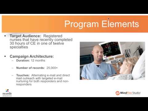 How McArdle Uses Marketing Automation to Win New Business with Self Promotional Campaigns HD