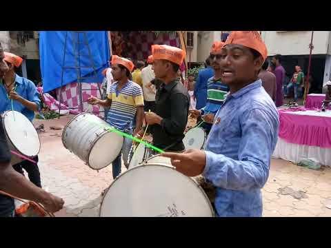 Nashik Dhol In Ahemdabad Akhada play HD....mp4