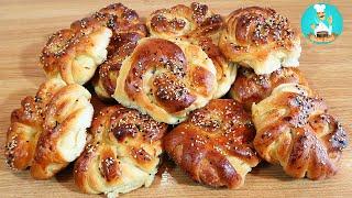 Булочки сдобные сладкие пышные: рецепт сдобных булочек из дрожжевого теста на молоке (тают во рту)👍