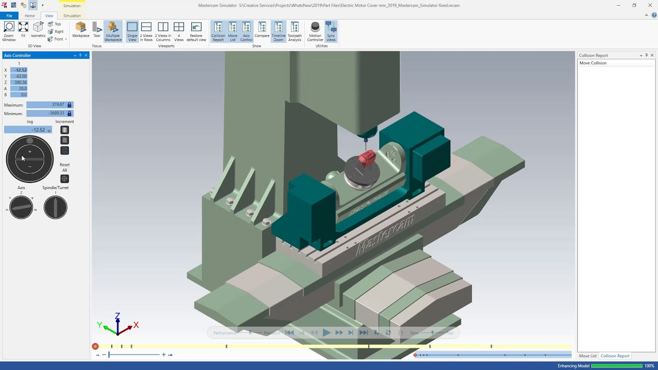 CAD CAM Resources | Training Videos | Mastercam Products