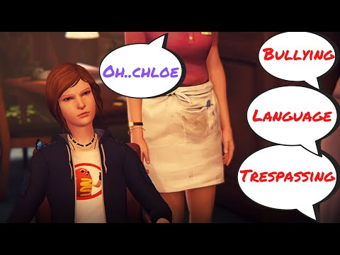 Principal Well's list of Violations | All Variations | Life is Strange: Before the Storm Ep2 |