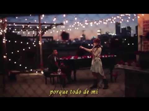 All Of Me   John Legend & Lindsey Stirling Subtitulada en español