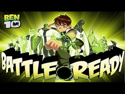 Ben 10 Battle Ready - Play The Game Online