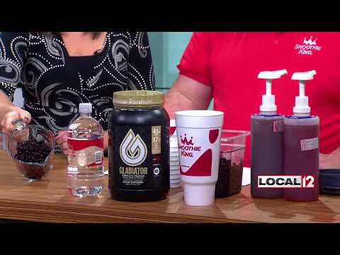 Smoothie King Shows How To Blend Up Healthy Drinks