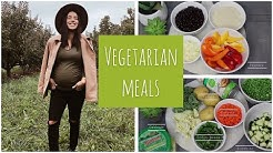 My Go-To Vegetarian Meals While Pregnant
