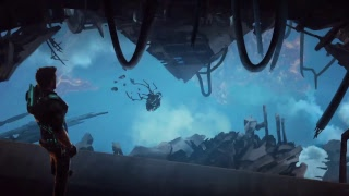 Just Cause 3: taking over the airship