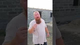 Монтаж кровли на доме из арболит блока, крыша металлопрофиль, строим по Краснодарскому краю и Крыму