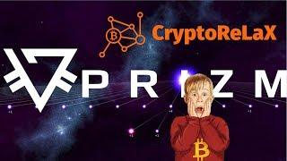 pRIZM - очередной лохотрон? Обзор нашумевшей криптовалюты Prizm PZM майнинг парамайнинг pos airdrop
