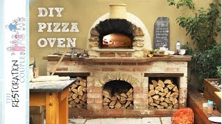 Amazing DIY Pizza Oven - Complete Build