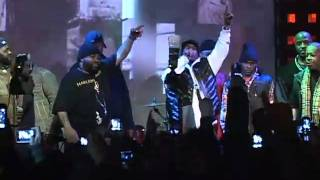 "Rakim ""Holy Are You"" Live"