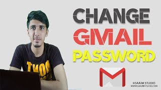 how to change your gmail password on iphone