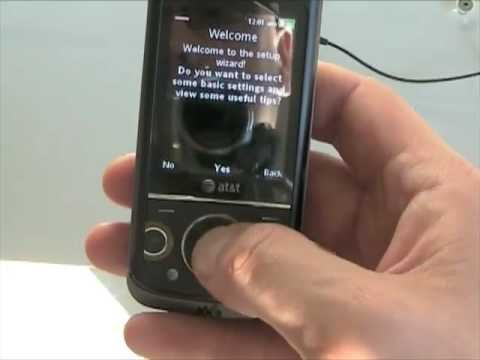 Sony Ericsson w760a 3G Walkman Phone (AT&T) - Unboxing