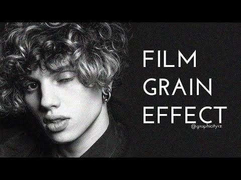 5 Ways to Create Film Grain Effect : LearningPhotoshop