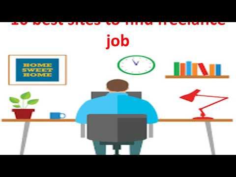 Best freelancing sites to find online job