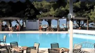 Portes Beach Hotel - Halkidiki, Greece | Mouzenidis Travel(Все о Греции | http://www.mouzenidis-travel.ru Расположен отель на п-ове Кассандра, район Агиос Мамас, в 2 км от центра посел..., 2011-01-11T13:54:17.000Z)