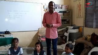 Spoken English classroom activity.