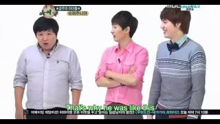 121006 Super Junior fails recognise their own song ㅋㅋㅋ