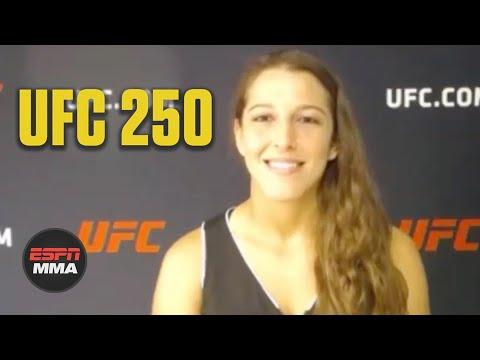 Felicia Spencer On Preparing For Amanda Nunes In The Main Event   UFC 250   ESPN MMA