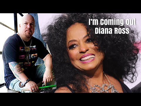 I'm Coming Out - Diana Ross Drum Cover