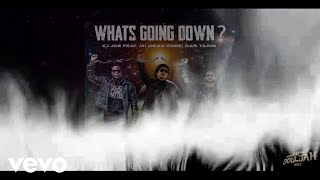 CJ Joe - What's Going Down? (Official Lyric Video) ft. M1 (Dead Prez), Ras Tariq