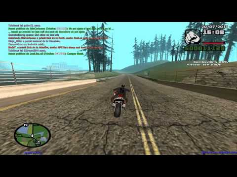 SAN Andreas MultiPlayer [SAMP] NRG | #29