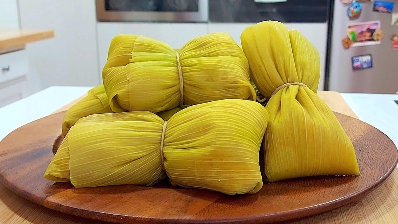 Humitas En Hojas Paso A Paso Silvana Cocina Youtube