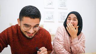 رد فعل عائلتنا على خبر حملي 😂 الموت ديال الضحك