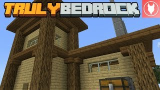 Truly Bedrock SMP: Episode 16 - Building a Factory