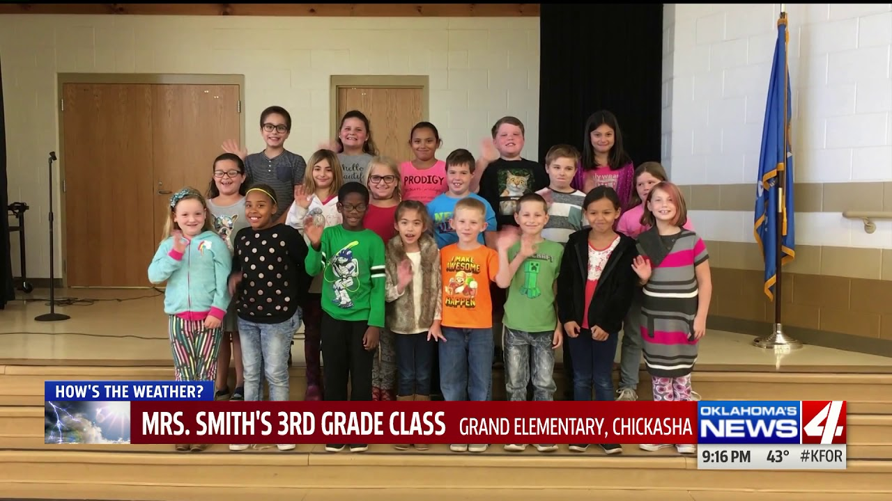 Elementary Classroom Playlist ~ Mrs smith s rd grade grand elementary chickasha youtube