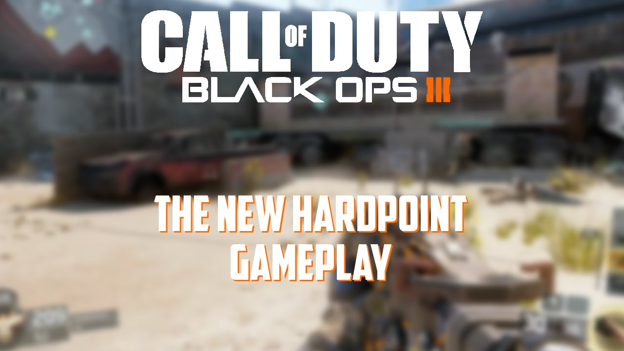 THE NEW HARDPOINT! | Call of Duty: Black Ops III | The Future of eSports