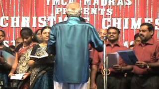 CCA choir Christmas Carol Service - 2009 at YMCA in Chennai, India