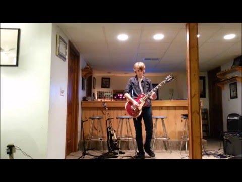 Pearl Jam Yield - Full Guitar Cover (In one take!)