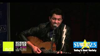 Andy Grammer - Fine By Me (Live from the STAR 102.5 Acoustic Lounge)