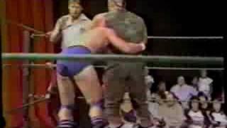 Memphis Wrestling: MISTER G!!!!