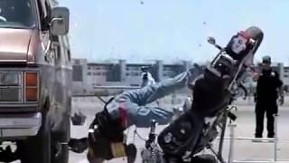 Краш тест  Авто vs Мотоцикл 2