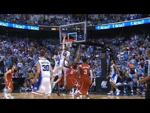 2009 NCAA Tournament: Top 10 Plays - First Week