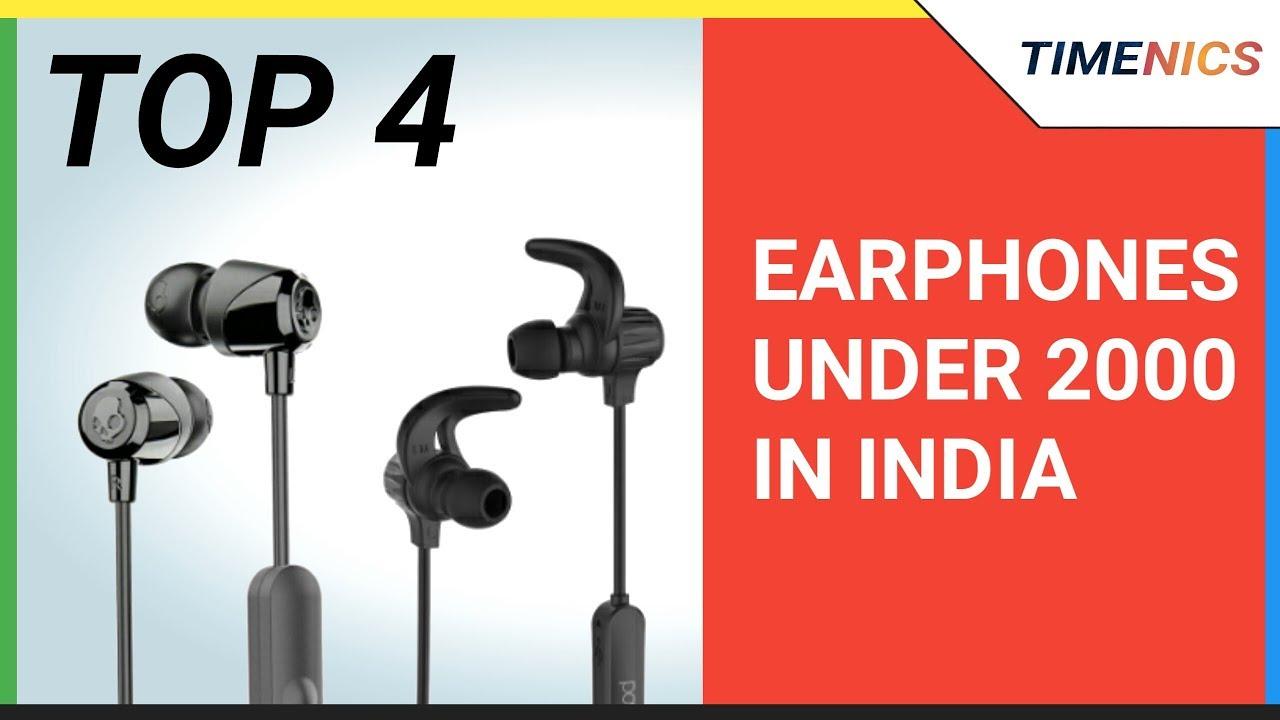65a4278e1d4 Top 4 Best Wireless Earphones Under 2000 In India 2018 - YouTube