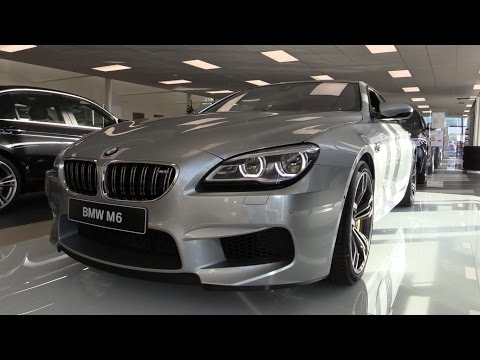 2016 BMW M6 Gran Coupe Competition Package In Depth Review Interior Exterior